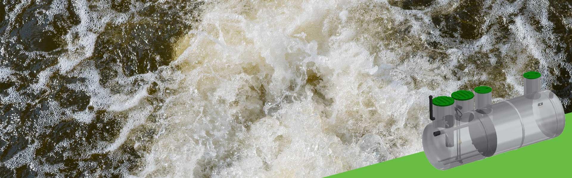 Ekoling slider waste water